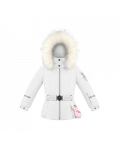 Poivre Blanc Ski Jacket White Age 2-7