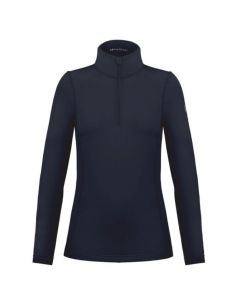 Poivre Blanc Womens Technical Base Mid Layer - Gothic Blue