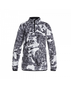 Quiksilver Aker Youth Fleece - Black Tannenbaum Save 25%