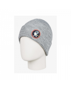 Quiksilver Brigade Kids Beanie  Light Grey Heather - Ages 2-7