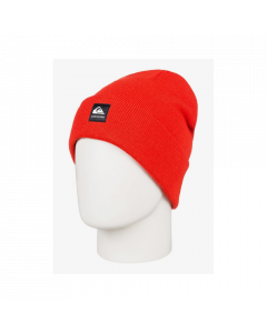 Quiksilver Brigade Youth Beanie - Poinciana - Age 8-16