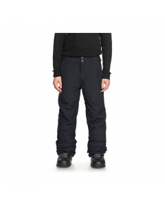 Quiksilver Estate Boys Ski Pants, Black