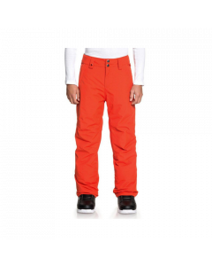 Quiksilver Estate Youth Snow Pant - Poinciana Age 8-16