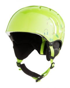Quiksilver The Game Ski Helmet - Lime Green