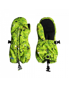Quiksilver Indie Ski Mittens - save 25% (5-7 yrs only)
