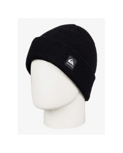 Quiksilver Local Cuff Beanie - Black