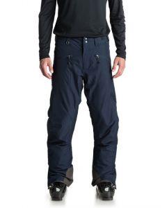 Quiksilver Boundry Men's Ski Pant - Dress Blues