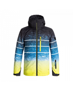 Quiksilver Mission Engineered Ski Jacket