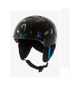 Quiksilver Slush Ski Helmet Black - Snow Party