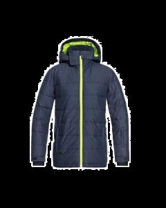 Quiksilver The Edge Boys Ski Jacket - Dress Blues Save 25%