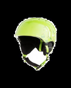Quiksilver The Game Ski Helmet - Lime Green