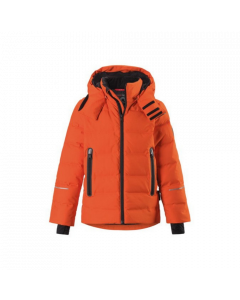 Reima Down Jacket - Wakeup Orange