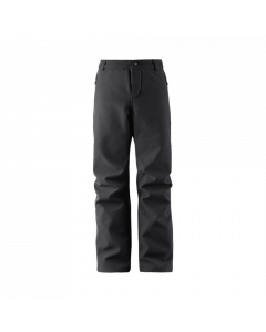 Reima Kajana Softshell Slim Pants - Black (Age 8-14)