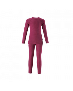 Reima Kinsei Merino Thermal Set - Raspberry Pink