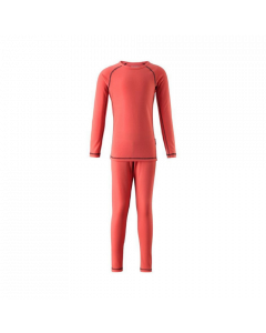 Reima Lani Thermal Set - Bright Salmon