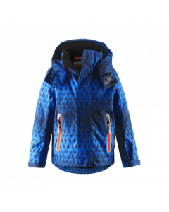 Reima Regor Boys Ski Jacket -  Navy