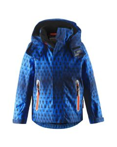 Reima Regor Boys Ski Jacket -  Navy