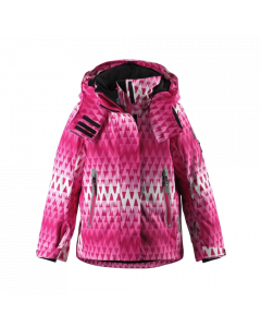Reima Roxana Girls Ski Jacket - Raspberry Pink