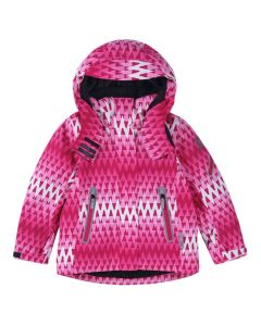 Reima Roxana Girls' Winter Jacket - Raspberry Pink - save 20%