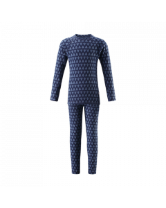 Reima Taival Merino Thermal Set, Navy - save 35%