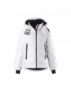 Reima Waken Down Ski Jacket - White - save 25%