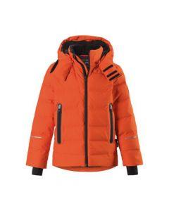 Reima Down Jacket - Wakeup Orange