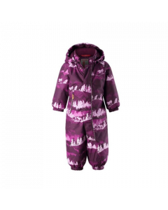 Reima Winter Overall - Puhuri Deep Purple