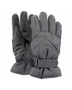 Barts Adult Basic Skiing Gloves, Dark Heather