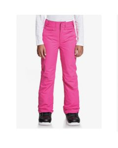 Roxy Backyard Snow Pant Beetroot Pink