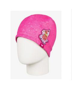 Roxy Kaya Teenie Beanie - Pink 2 - 7 yrs save 35%
