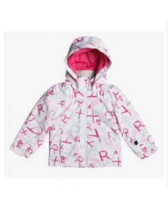 Roxy Mini Jetty Snow Jacket School Day - Save 20%