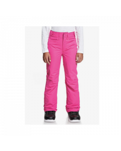Roxy Backyard Snow Pant Beetroot Pink