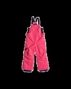 Roxy Lola Bib Ski Pants, Paradise Pink 1-2 yrs only save 40%