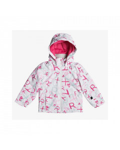 Roxy Mini Jetty Snow Jacket 2-3yrs only - Save 25%