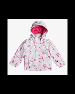 Roxy Mini Jetty Snow Jacket School Day - Save 20%