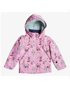 Roxy Mini Jetty Snow Jacket Snow Trip