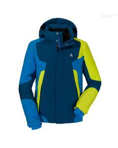 Schoffel Jacket Besancon3 Navy/Blue