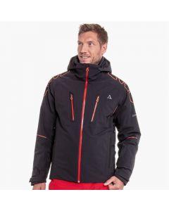 Schoffel Mens Ski Jacket Zurs3, Black