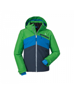Schoffel Tours 2 Boys Ski Jacket, Fern Green - save 40%