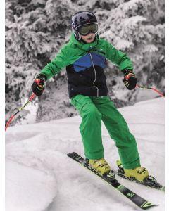 Schoffel Tours 2 Boys Ski Jacket, Fern Green - save 40%