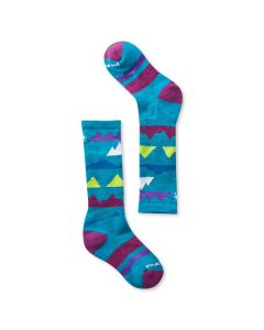 Smartwool Kids Ski Socks -  Mountains Capri