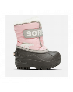 Sorel Snow Commander Kids Snow Boots - Cupid / Dove