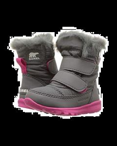Sorel Whitney Strap Quarry/Ultra Pink - save 25%