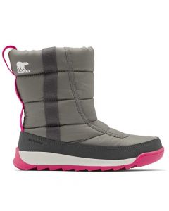 Sorel Youth Whitney Puffy Girls Quarry