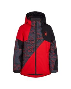 Spyder Ambush Boys Ski Jacket
