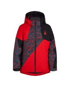 Spyder Ambush Boys Ski Jacket