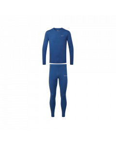Steiner Kids Soft-Tec Base Layer Set Blue
