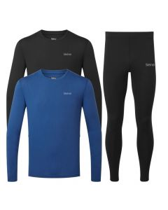 Steiner Mens Soft-Tec Base Layer Bundle