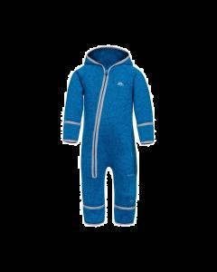 Trespass Amberjack Baby Suit - Blue Marl