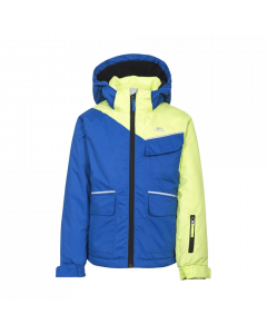 Trespass Boomkin Boys Ski Jacket, Blue - Save 40%